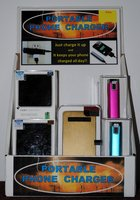 LED  Phone Chargers